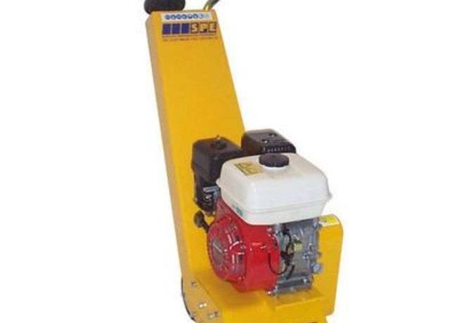 floor scabbler petrol