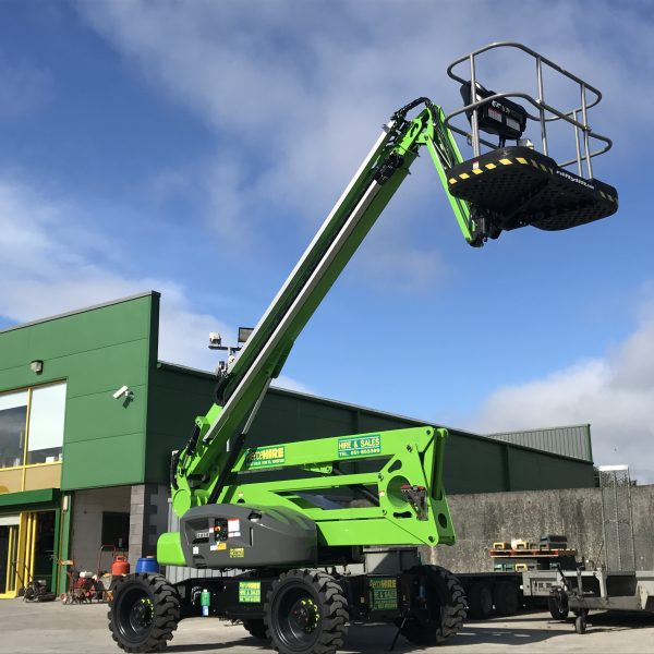 Hoists and access platforms