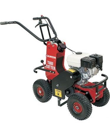 turf cutter camon