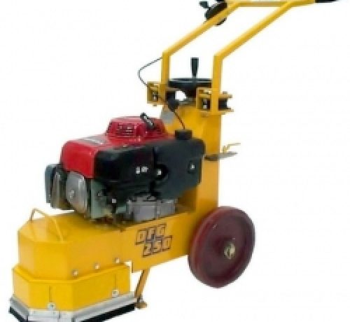 floor grinder high speed petrol