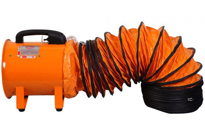 portable air ventilator extractor
